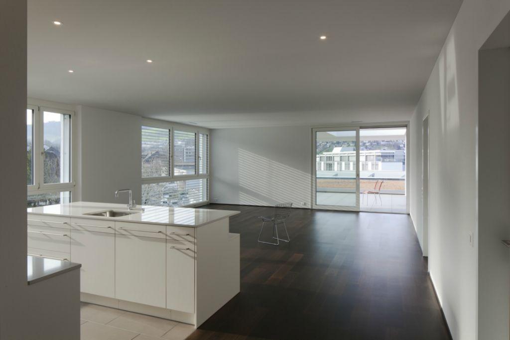 werner baumgartner partner ag wohnh user sch llenmatt 2 8 kriens. Black Bedroom Furniture Sets. Home Design Ideas